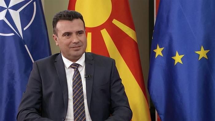 Video: Zoran Zaev: