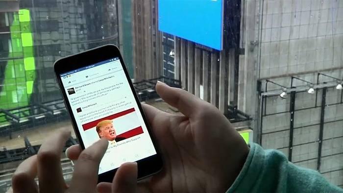 News video: Twitter: Keine politische Werbung mehr