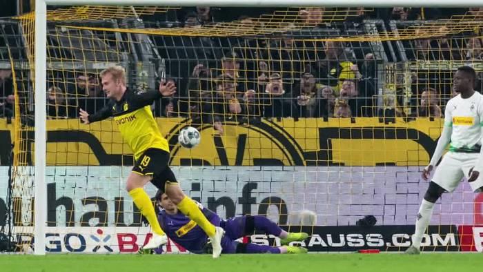 News video: BVB dreht Borussen-Duell - Leipzig düpiert Wolfsburg