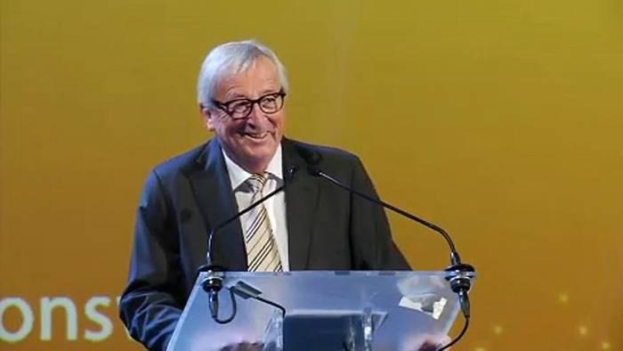 News video: Junckers langer Abschied - ab jetzt geschäftsführend im Amt