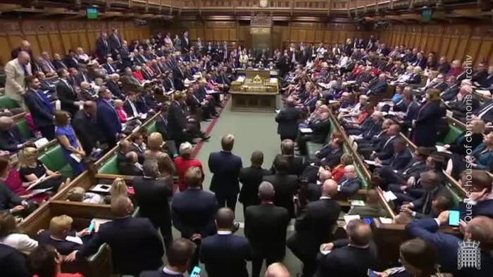 News video: «Ordeeer»: John Bercow verlässt britisches Parlament