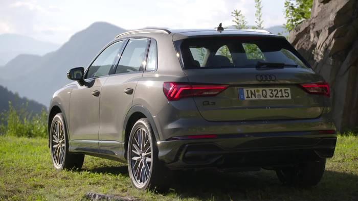News video: Der neue Audi Q3 - Das Exterieurdesign