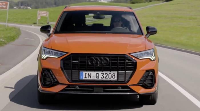Video: Der neue Audi Q3 - das Raumkonzept