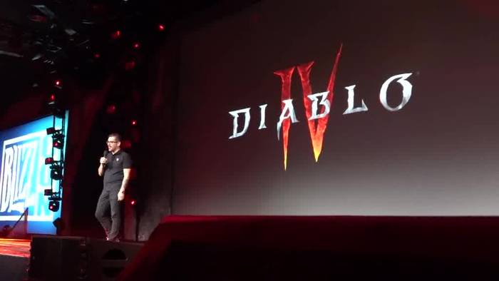 Video: Blizzcon 2019: Diablo 4 und Overwatch 2 angekündigt