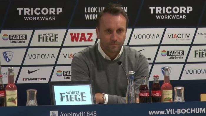 Video: Nach Bayern ist vor Nürnberg - VFL Bochum will am Montagabend Pokalleistung auch in der Liga bestätigen