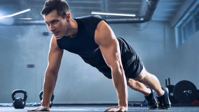 News video: Liegestütz-Challenge: Dieses Workout bringt euch an eure Grenzen