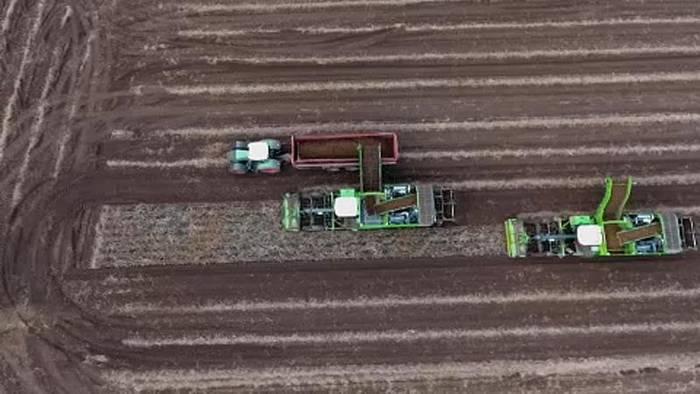 News video: Wer bereichert sich an EU-Agrargeldern? Artikel löst Kontroverse aus
