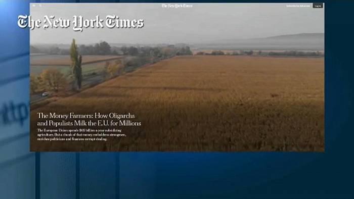 Video: The Brief from Brussels: Agrarsubventionen, Oligarchen, Frauen