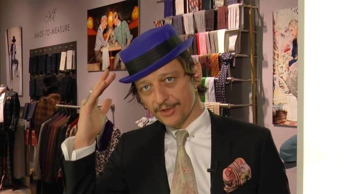 News video: Warum dieser blaue Hut wichtig ist