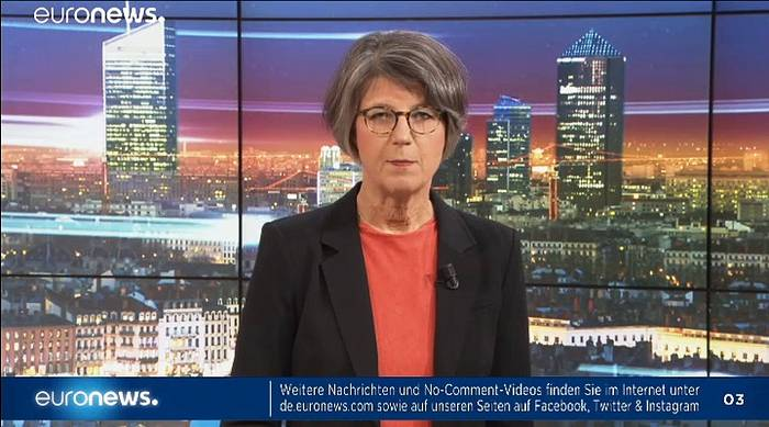 Video: Euronews am Abend   Die Nachrichten vom 05.11.2019