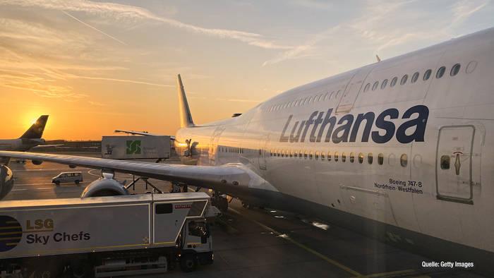 News video: Eilanträge abgelehnt: Streiks bei der Lufthansa