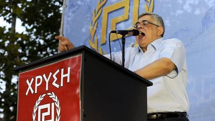 Video: Prozess gegen Goldene Morgenröte: Parteichef Michaloliakos sagt aus