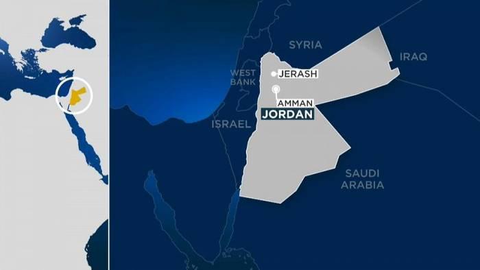 News video: Jerasch: Mindestens 4 Urlauber niedergestochen, darunter ein Schweizer