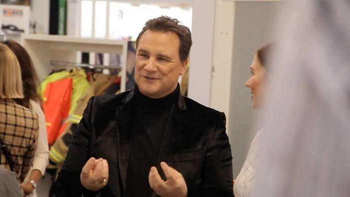 Video: Guido Maria Kretschmer steht auf