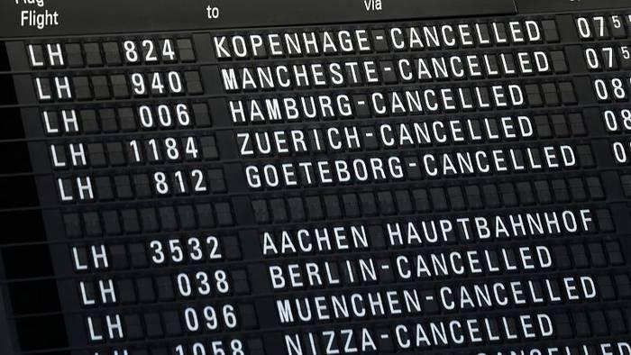 News video: Lufthansa-Boss will Schlichtung: 180.000 von Streik betroffen