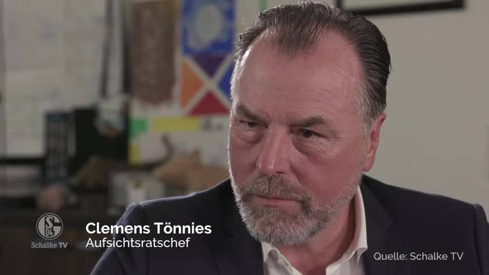 News video: Clemens Tönnies bricht sein Schweigen