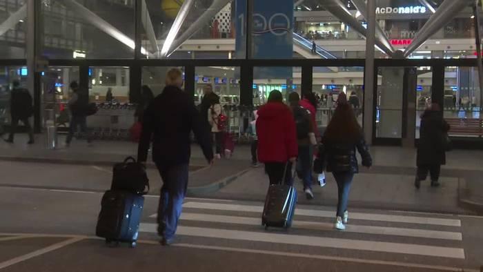 News video: Lufthansa und Ufo: Nach Streiktag Kurs auf Schlichtung
