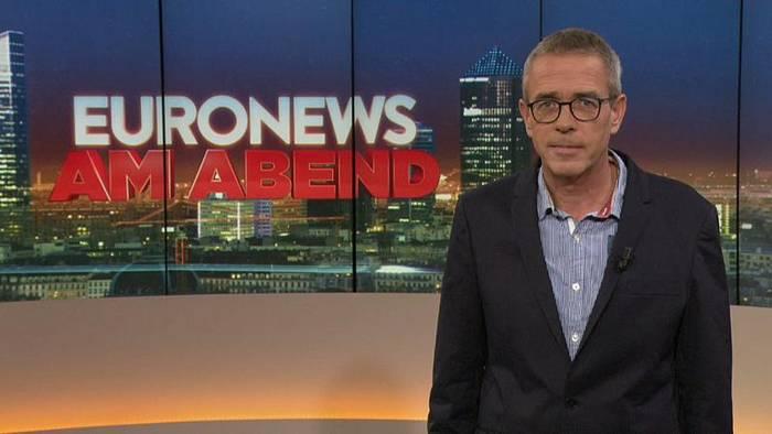 News video: Euronews am Abend vom 07. November 2019