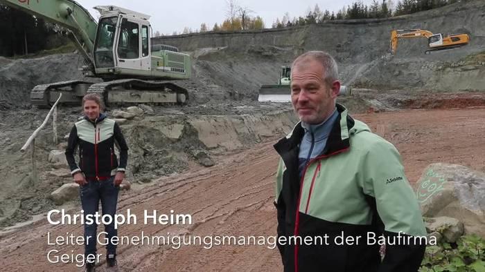News video: Bayern: Fundstätte von Menschenaffe «Udo» sichern