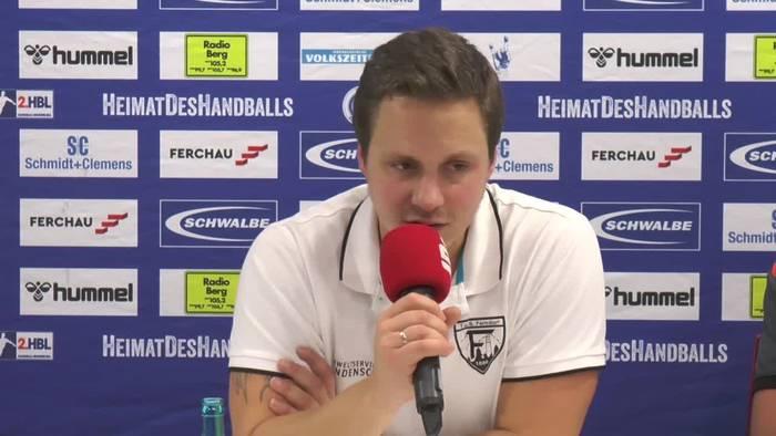 News video: VfL mit Last-Minute-Sieg beim Derby gegen Ferndorf