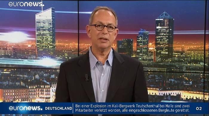 News video: euronews am Abend - Freitag, 8. November