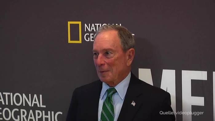 News video: Michael Bloomberg erwägt Kandidatur für US-Präsidentschaft