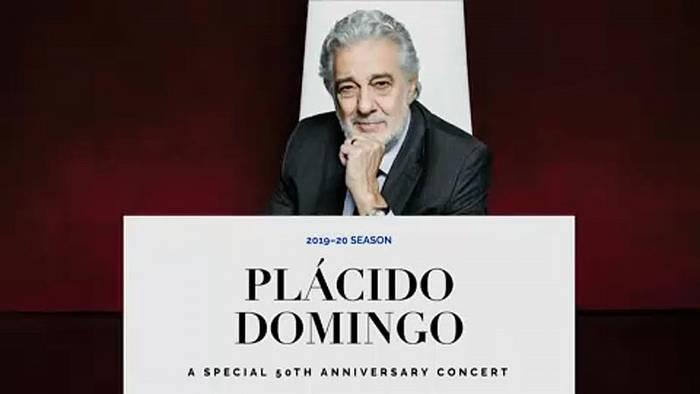 Video: Tokio 2020: Placido Domingo sagt Teilnahme an Theaterstück ab