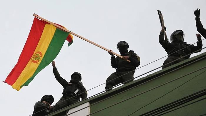 Video: Bolivien: Proteste gegen Evo Morales gehen weiter