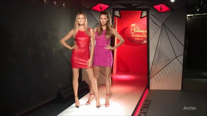 News video: Bill Kaulitz: «Heidi Klum ist eine offene, tolerante Frau»