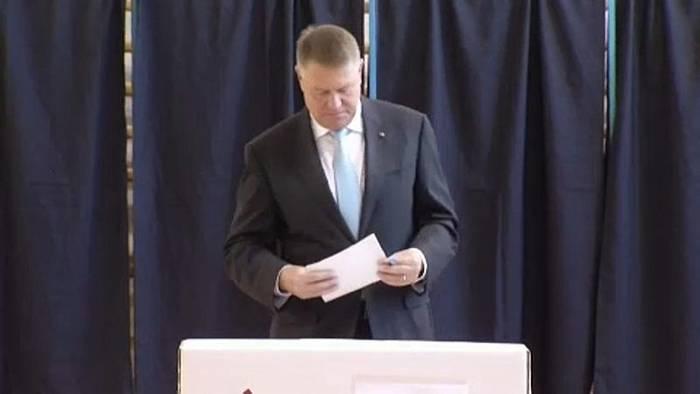 News video: Rumänien: Entscheidung über neuen Präsidenten fällt in Stichwahl