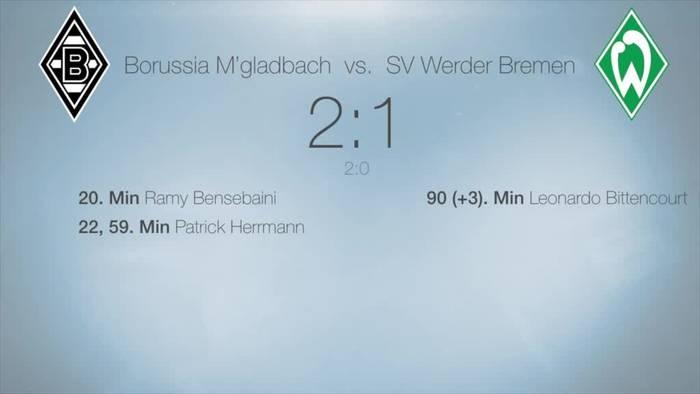 News video: Gladbach festigt Tabellenspitze - Bayern demontiert BVB