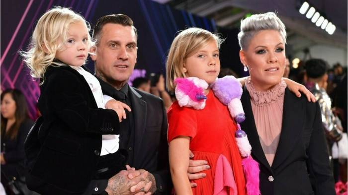 Video: People's Choice Awards 2019: Pink macht Event zum Familien-Ausflug
