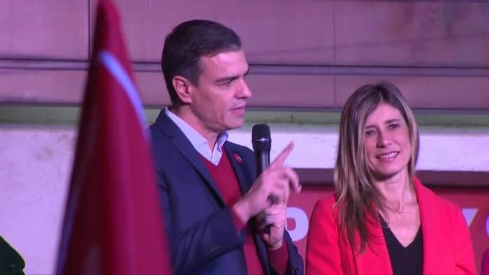 News video: Neuwahl verschärft Dauerkrise in Spanien