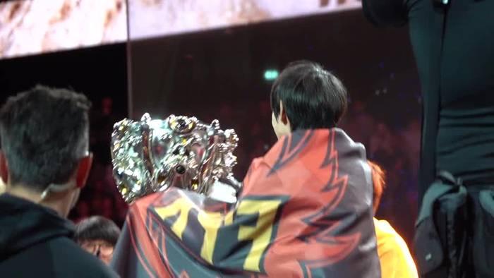 News video: FunPlus Phoenix besiegt G2 Esports im LoL-WM-Finale