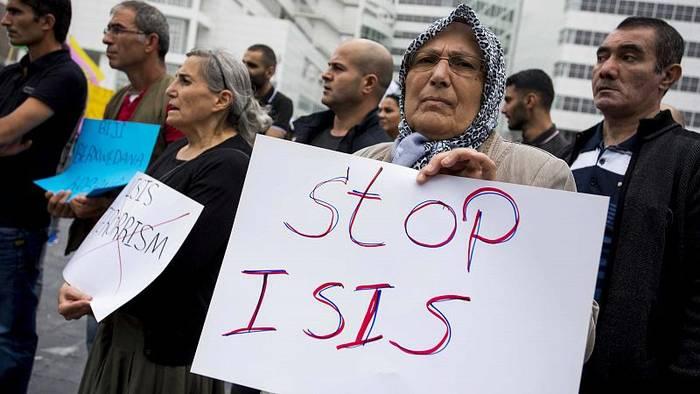News video: Türkei schickt IS-Anhänger zurück nach Europa