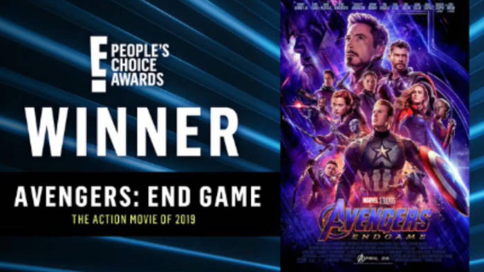 News video: People's Choice Awards: Marvel-Filme und 'Stranger Things' sahnen ab