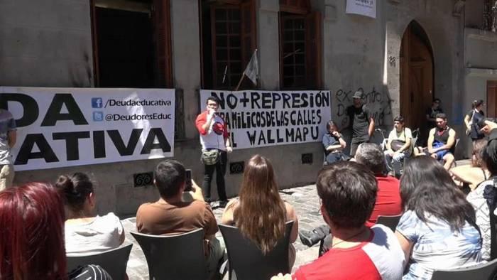 News video: Studenten in Chile: Arm trotz Bildung