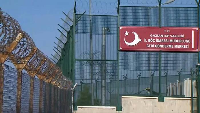 News video: Türkei schiebt Deutsche ab: Möglicherweise auch IS-Anhänger