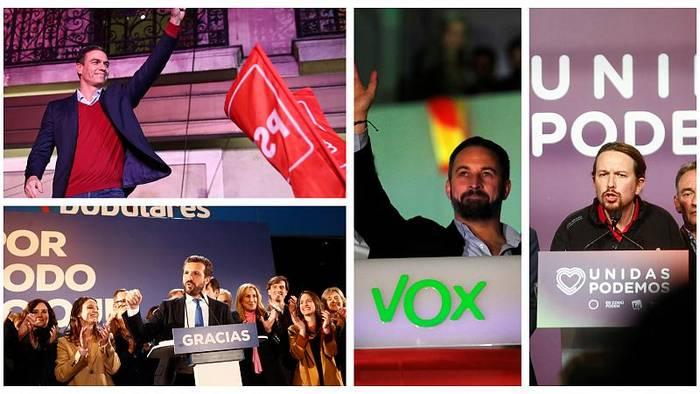 Video: Sánchez: Handlungsfähige Regierung hat oberste Priorität