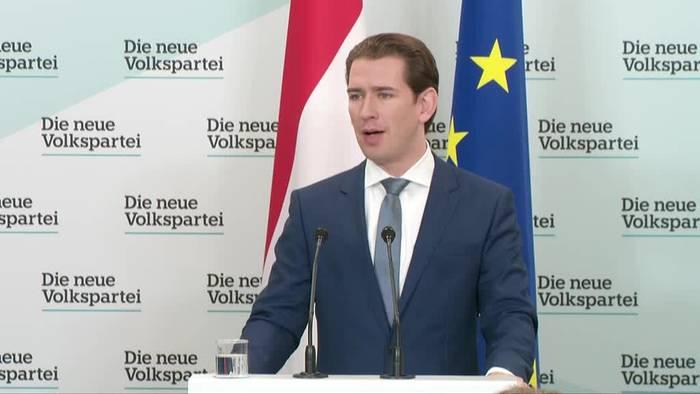 News video: Österreich: ÖVP und Grüne wollen über Koalition verhandeln