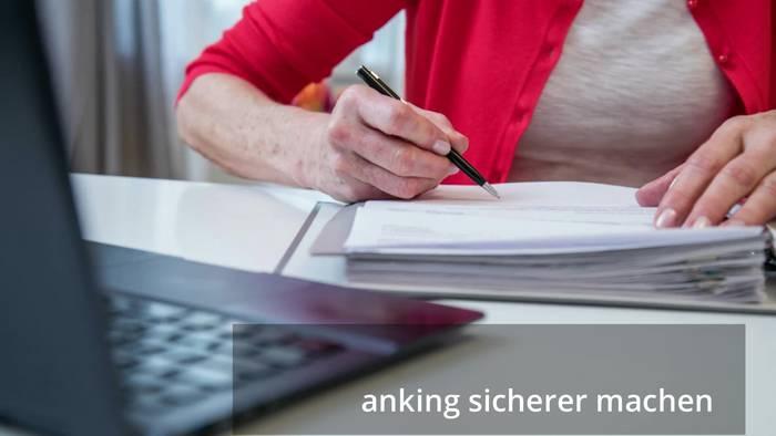 News video: Neue Masche bei Online-Banking Betrug