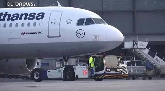 News video: Vorerst keine Streiks mehr: Lufthansa und UFO einigen sich