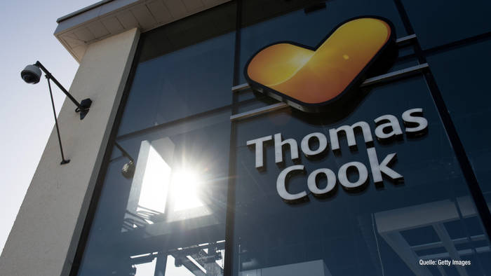 News video: Kunden von Thomas Cook: Kein Geld zurück für Reisen in 2020?