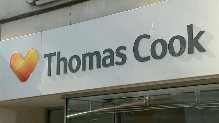 News video: Thomas Cook sagt alle Reisen für 2020 ab