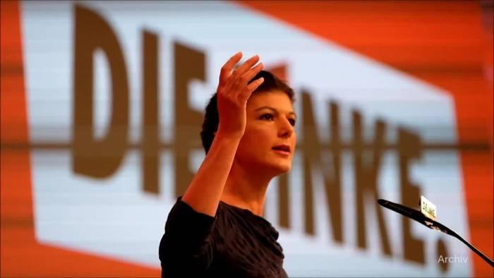 News video: Ende der Ära Wagenknecht bei der Linken