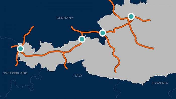 News video: In diesen Grenzregionen will Österreich die Mautpflicht aufheben