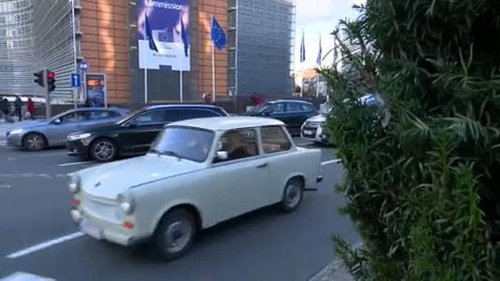 Video: The Brief from Brussels: Ostalgie, EuGH, Israel, EU-Kommission
