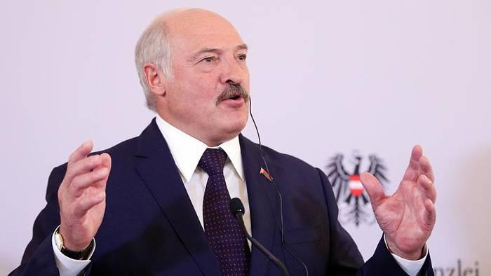 Video: Bei Besuch in Wien: Lukaschenko reagiert auf Kritik zur Todesstrafe