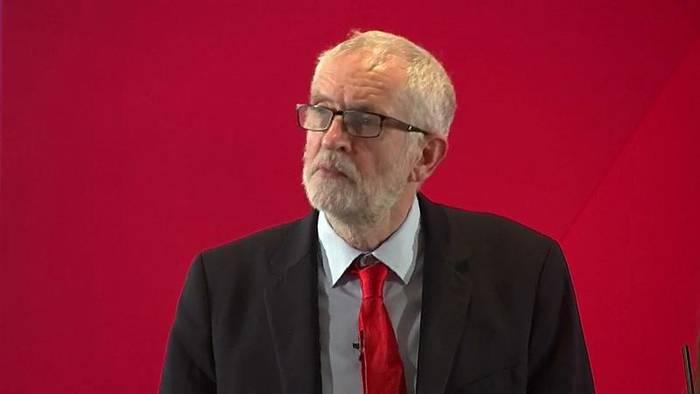 Video: Labour-Partei: Erneuter Cyberangriff