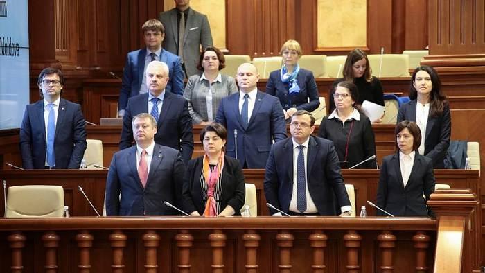 Video: Misstrauensvotum: Moldauische Regierung abgesetzt
